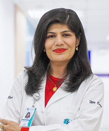 Dr. Fatima Latif