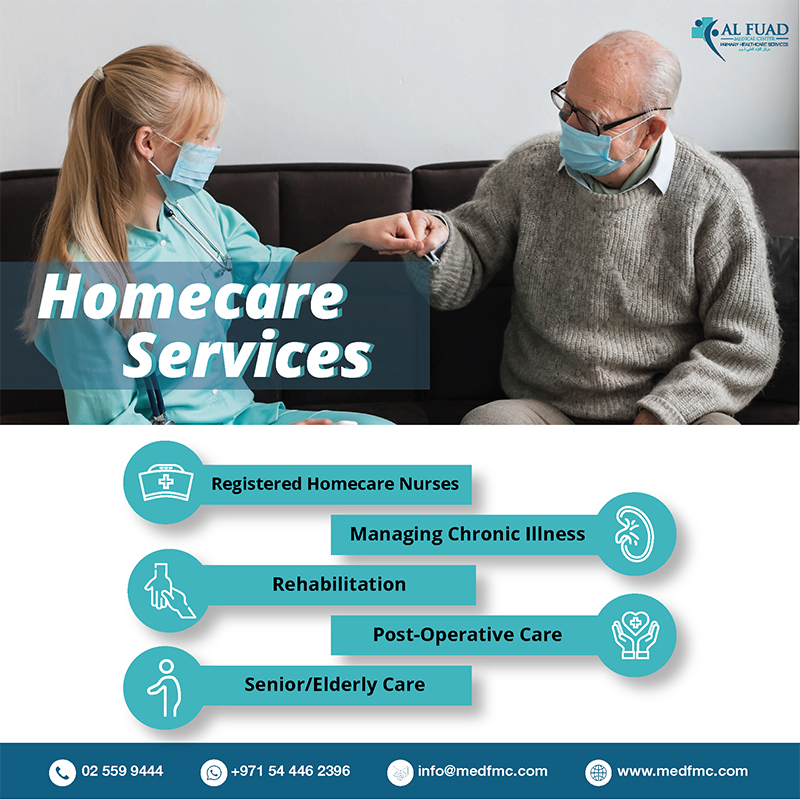 We provide nothing but the best homecare for your loved ones.